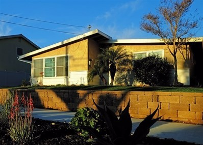 1616 Kurtz Street, Oceanside, CA 92054 - MLS#: 190010912