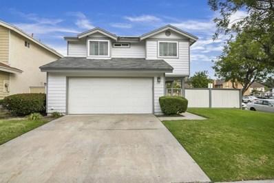 1614 Manzana Way, San Diego, CA 92139 - MLS#: 190010913