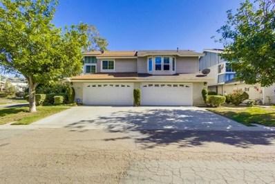 1255 Manzana Way, San Diego, CA 92139 - MLS#: 190010947