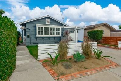 2627 Haller Street, San Diego, CA 92104 - MLS#: 190011326