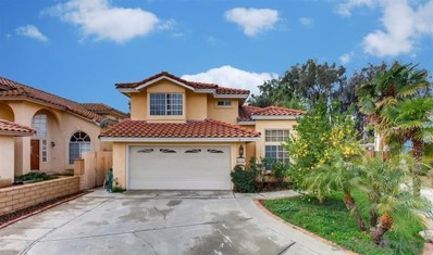 2141 Pleasantwood Ln, Escondido, CA 92026 - MLS#: 190011829