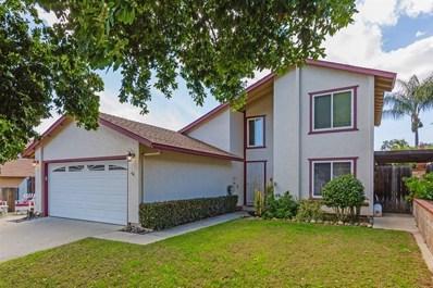 10346 Aquilla Dr, Lakeside, CA 92040 - MLS#: 190012071