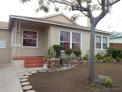 San Diego, CA 92105