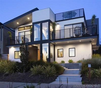 9455 Poole St, La Jolla, CA 92037 - MLS#: 190012360