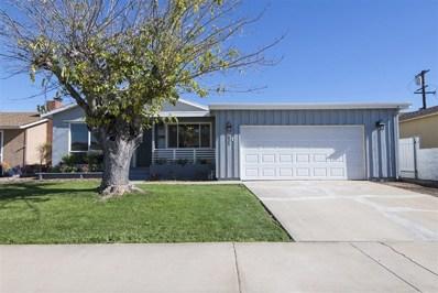 521 Wayne, El Cajon, CA 92021 - MLS#: 190012436