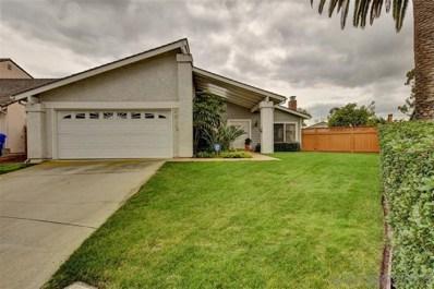 4390 Cartulina Rd, San Diego, CA 92124 - MLS#: 190012483