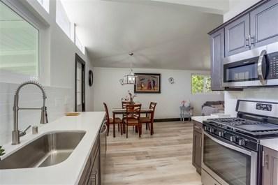 13761 Tobiasson Rd, Poway, CA 92064 - MLS#: 190012497