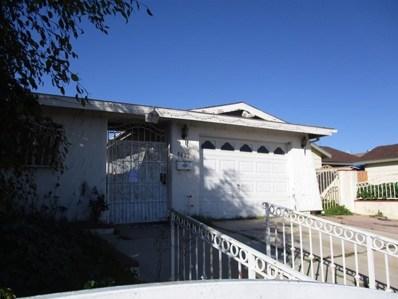 3622 Agosto St, San Diego, CA 92154 - MLS#: 190012812