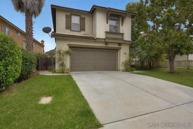 6853 Xana Way, Carlsbad, CA 92009 - MLS#: 190012908