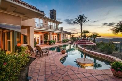 17828 Punta Del Sur, Rancho Santa Fe, CA 92067 - MLS#: 190012921