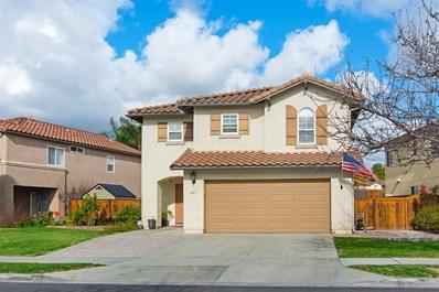 663 Vista San Rafael, San Diego, CA 92154 - MLS#: 190012993