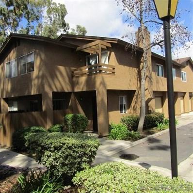 7447 Fortuna Vista Ct UNIT 32, Santee, CA 92071 - MLS#: 190012995