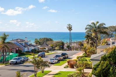 4536 Del Mar Ave, San Diego, CA 92107 - MLS#: 190013036