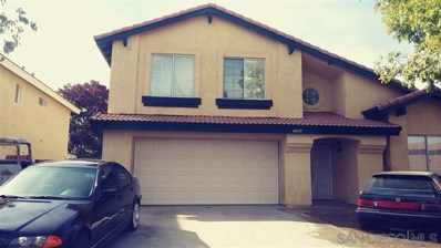 44109 Camellia St, Lancaster, CA 93535 - MLS#: 190013132