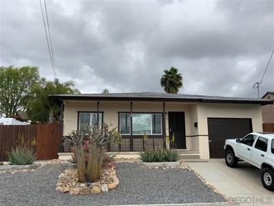5831 Clay Ave, La Mesa, CA 91942 - MLS#: 190013134