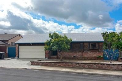 7195 Baldrich Street, La Mesa, CA 91942 - MLS#: 190013139