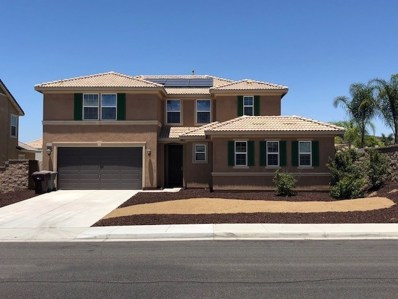 37273 Whispering Hills Dr, Murrieta, CA 92563 - MLS#: 190013225