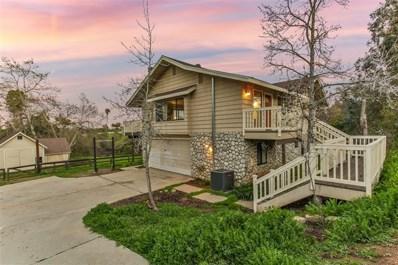 3676 Olive Hill Road, Fallbrook, CA 92028 - MLS#: 190013579