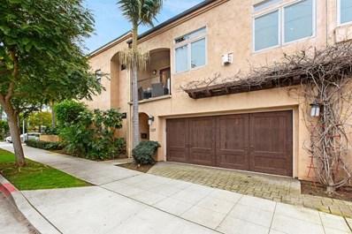 109 W Montecito Way, San Diego, CA 92103 - MLS#: 190013685