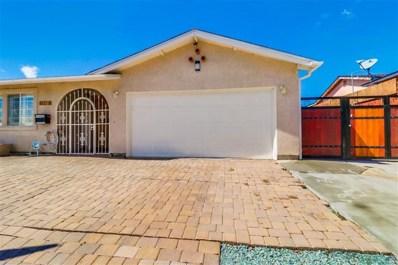 1852 Avenida De La Cruz, San Ysidro, CA 92173 - MLS#: 190013736