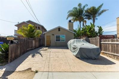 1327 Lehigh St, San Diego, CA 92110 - MLS#: 190013797