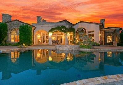 18310 Calle La Serra, Rancho Santa Fe, CA 92091 - MLS#: 190013876