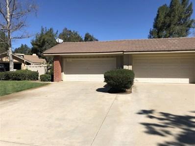 4216 Olivos Ct, Fallbrook, CA 92028 - MLS#: 190014062