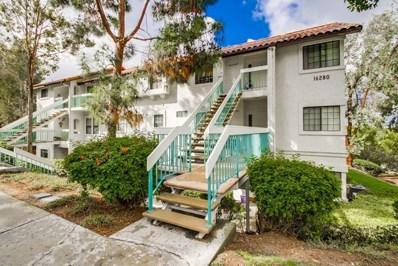 16280 Avenida Venusto UNIT D, San Diego, CA 92128 - MLS#: 190014075