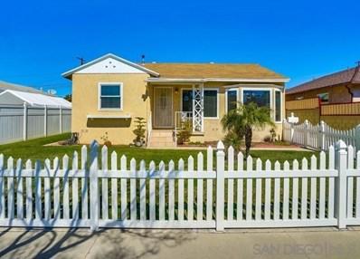 6109 Eckleson St., Lakewood, CA 90713 - MLS#: 190014097