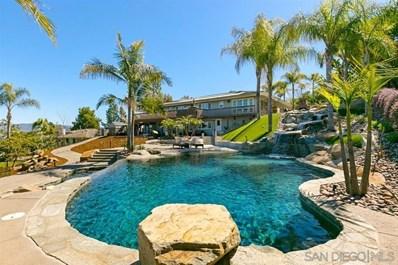 11134 Horizon Hills Drive, El Cajon, CA 92020 - MLS#: 190014532