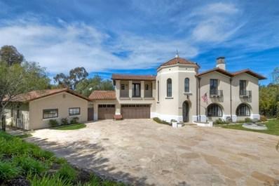 7717 La Orquidia, Rancho Santa Fe, CA 92067 - MLS#: 190014581