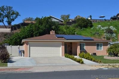 5720 Nagel St, La Mesa, CA 91942 - MLS#: 190014684