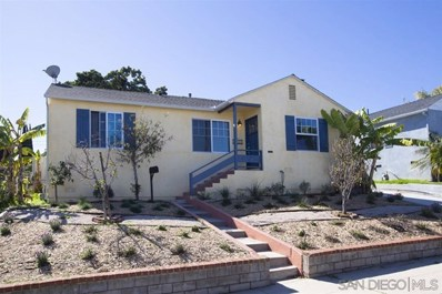 3053 N Evergreen St, San Diego, CA 92110 - MLS#: 190014722