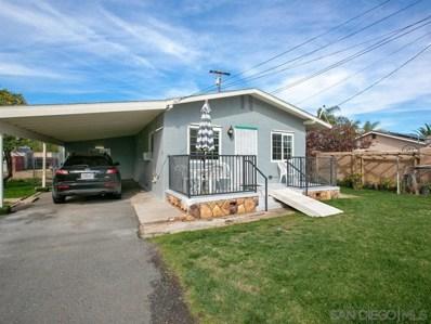 606 S 2nd St, El Cajon, CA 92019 - MLS#: 190014898