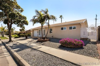4212 Clairemont Dr, San Diego, CA 92117 - MLS#: 190014996
