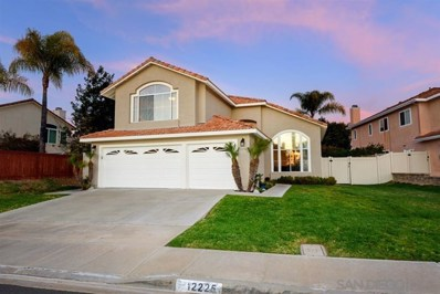 12225 Crisscross Lane, San Diego, CA 92129 - MLS#: 190015037