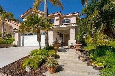 1678 Pinnacle Way, Vista, CA 92081 - MLS#: 190015112