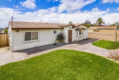 1340 Tobias Dr, Chula Vista, CA 91911 - MLS#: 190015165