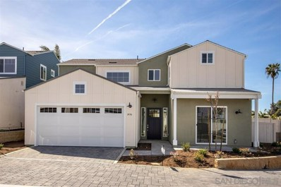 1436 MacKinnon Ave, Cardiff by the Sea, CA 92007 - MLS#: 190015195