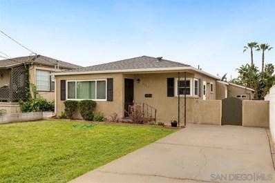 2542 Haller St, San Diego, CA 92104 - MLS#: 190015278