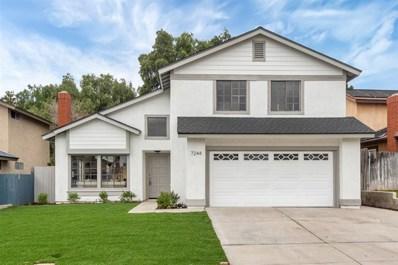 7244 Danawoods Ct, San Diego, CA 92114 - MLS#: 190015296