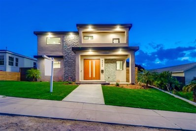 4585 Pescadero Ave, San Diego, CA 92107 - MLS#: 190015388