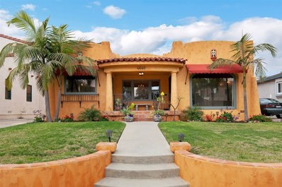 4640 W Talmadge Drive, San Diego, CA 92116 - MLS#: 190015482