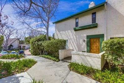 8740 Villa La Jolla Dr UNIT 18, La Jolla, CA 92037 - MLS#: 190015615