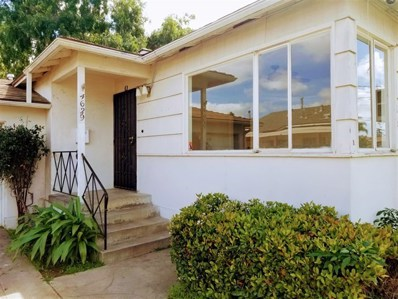 4629 Catherine Ave, San Diego, CA 92115 - MLS#: 190015713