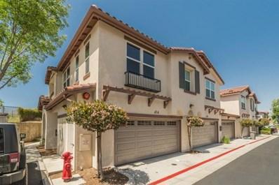 414 Avenida De La Luna, Vista, CA 92083 - MLS#: 190015954