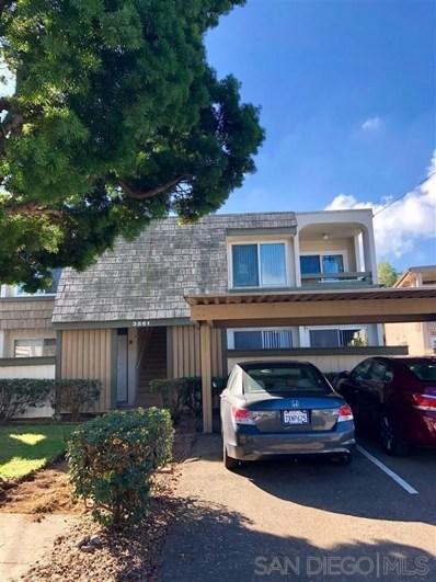 3861 Basilone St UNIT 3, San Diego, CA 92110 - MLS#: 190016068