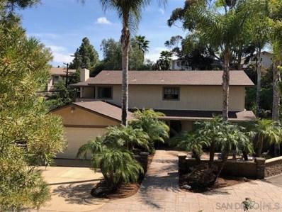 9240 Bramble Rd, La Mesa, CA 91942 - MLS#: 190016179