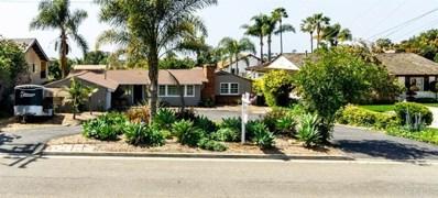 1737 Hunsaker St., Oceanside, CA 92054 - MLS#: 190016209
