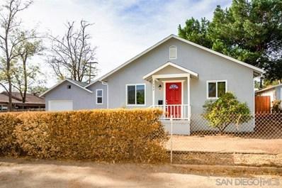 1342 Sunny Acres Ave, Alpine, CA 91901 - MLS#: 190016239